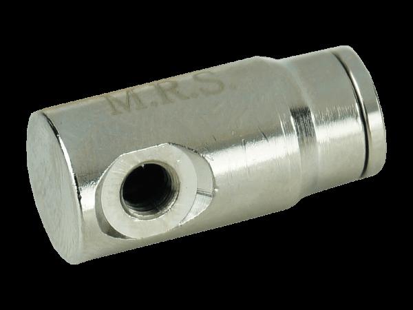Düsenträger Hochdruck 1/4 Zoll mit Endstück - 1 Düse