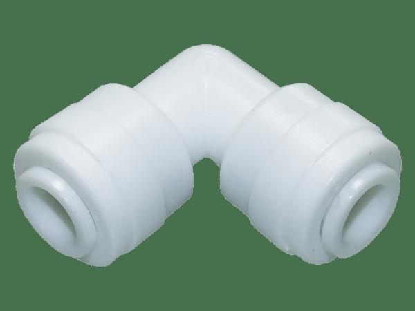 Winkelverbinder 1/4 Zoll für Osmose Schlauch