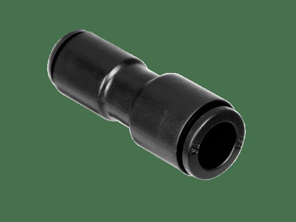 Schlauchverbinder Stecknippel reduziert 8 - 6 mm