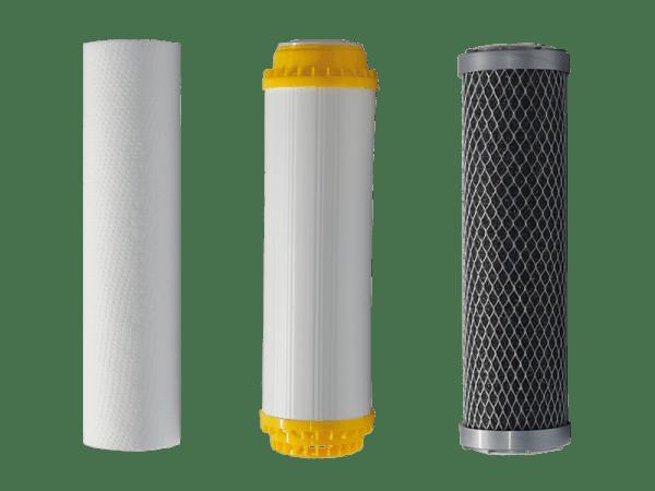 Ersatz Filterset für Wasserfilteranlage CB3