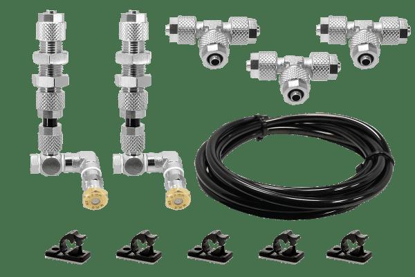 M.R.S. Micro Nebeldüsen 2er Erweiterungsset - MiL Standard