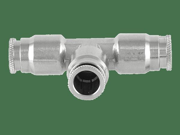 T - Steckverbinder Hochdruck 3/8 Zoll - 9,6 mm