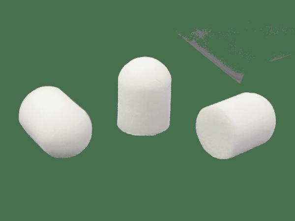 Feinfilter für PVC-Düsenkopf - 5 Stück