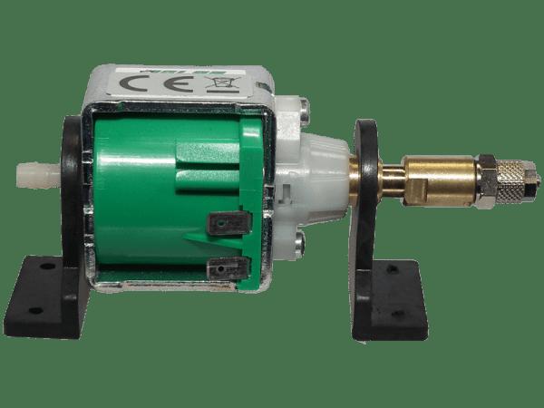 Druckpumpe 15 bar inkl. Pumpenhalter und Schlauchanschluss