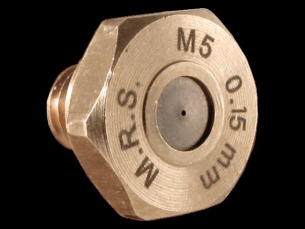 M.R.S. Micro Nebeldüse Düsenkopf Bohrung 0,15 mm