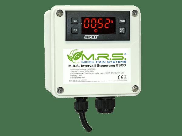 M.R.S. Multifunktionstimer - Intervallsteuerung