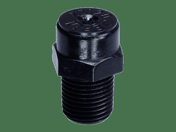 PVC Düsenkopf 120° Regen-Hohlkegel