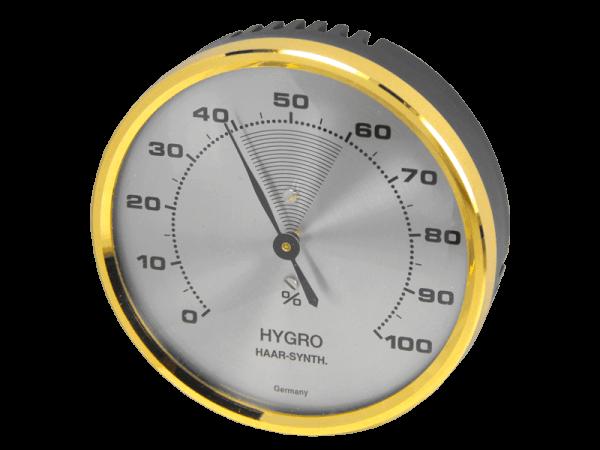 Hygrometer mit Haar - Synthetik 70 mm