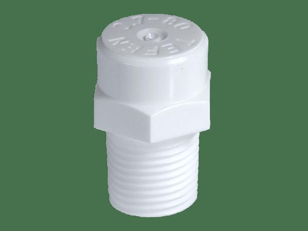 PVC Düsenkopf 80° Feinnebel Vollkegel