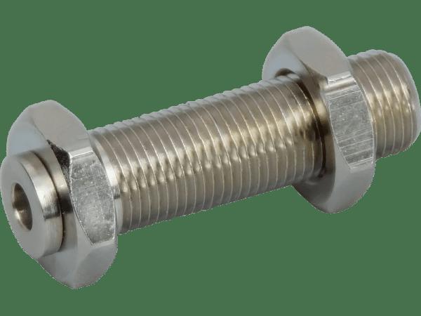 Schottverbinder Metall - bis 28 mm Wandstärke