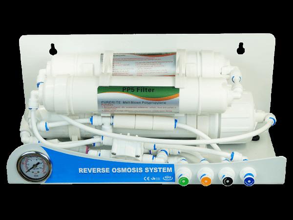 Osmoseanlage Professional 3 Stufen bis 380 Liter pro Tag