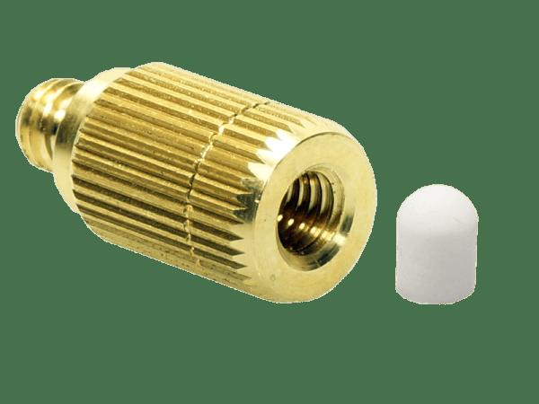 M.R.S. Standard Düsenvorfilter 50 Mikron Messing