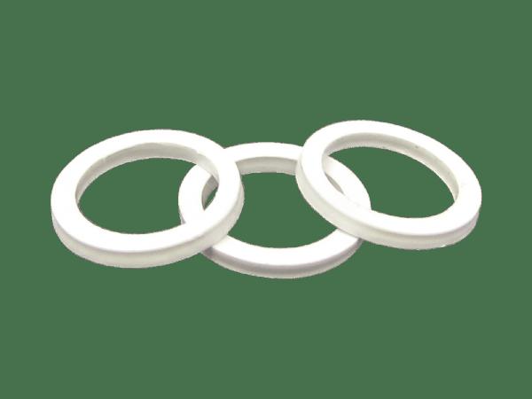 Dichtung für PVC Düsenkopf 1/8 Zoll - 3er Set