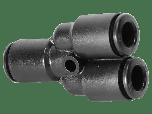 Y-Verbinder reduziert 6 - 4mm