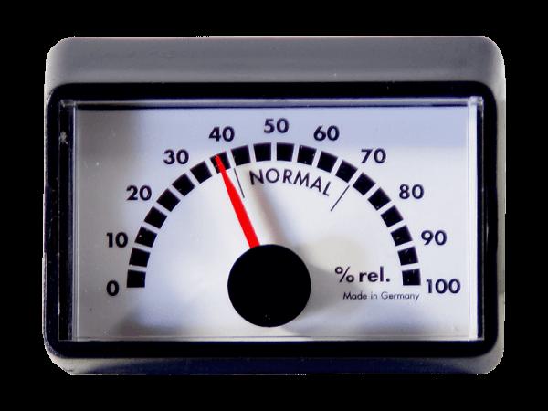 Mini-Hygrometer - Kunststoff