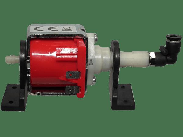 Druckpumpe EP7 inkl. Pumpenhalter und Schlauchanschluss