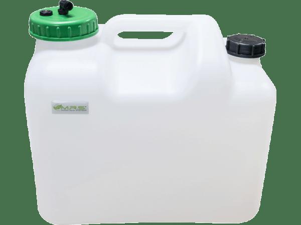 Wassertank 20 Liter Kompakt mit Trockenlaufschutz und Feinfilter