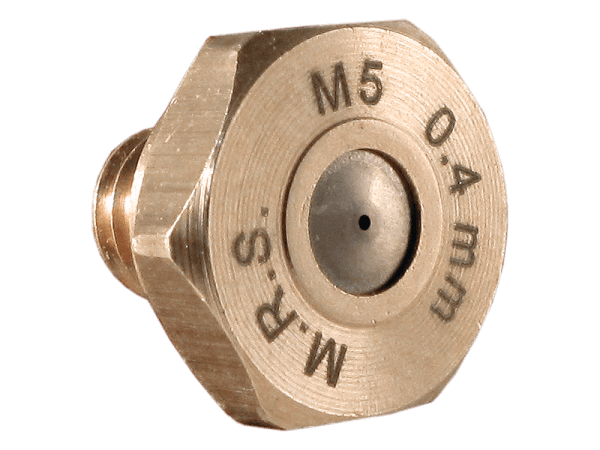 M.R.S. Micro Nebeldüse Düsenkopf Bohrung 0,4 mm