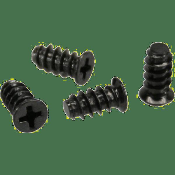 Lüfterschrauben 5x10mm schwarz
