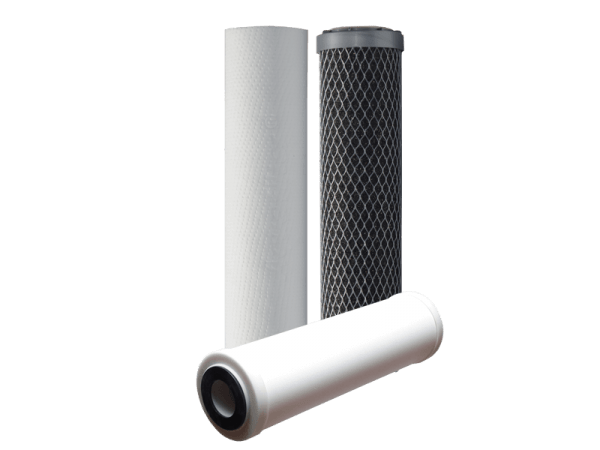 Ersatz-Filterset für Wasserfilteranlage AC3