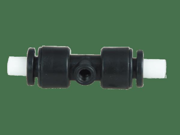 Düsenträger 1 Düse ECO 25 bar für 1/4 Zoll Druckschlauch