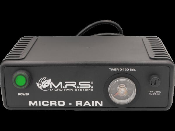 Beregnungsanlage Micro-Rain mit Timer