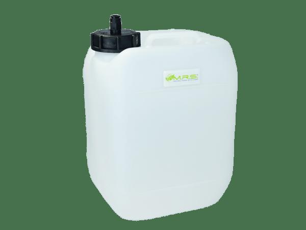 Wassertank 5 Liter inkl. Auslaufstutzen