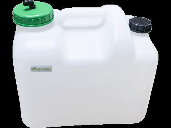 Wassertank 20 Liter Kompakt mit Feinfilter