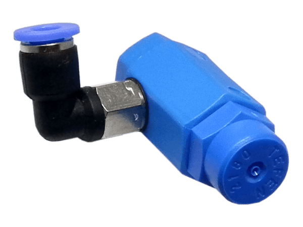 Blue-Line Düse 80° Sprühregen - schwenkbar mit Filter