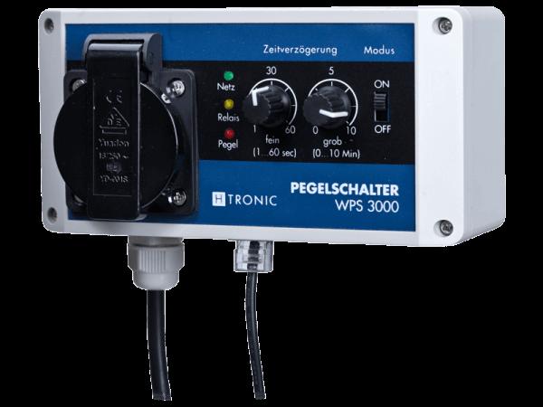 Pegelschalter - Trockenlaufschutz H-Tronic WPS 3000
