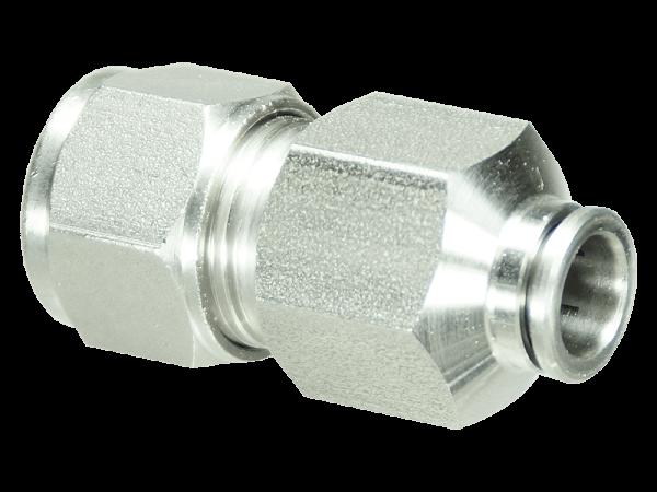 Schlauchverbinder Adapter 3/8 Zoll auf 12 mm Rohr