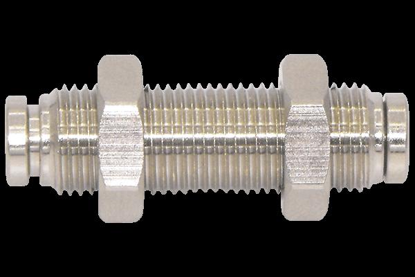 Schottverbinder Stecknippel 4 mm - lange Ausführung