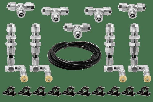 M.R.S. Micro Nebeldüsen 4er Erweiterungsset - MiL Standard