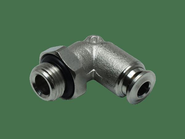 Winkel-Einschraubverschraubung Metall 1/8 Zoll