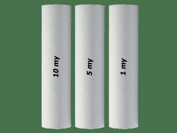 Ersatz-Filterset für Sediment Filteranlage MC3