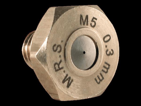 M.R.S. Micro Nebeldüse Düsenkopf Bohrung 0,3 mm