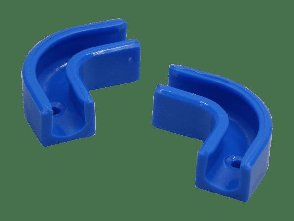 Druckschlauch Montagewinkel Schlauchstütze 90 Grad - 8 mm