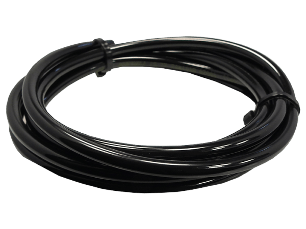 Druckschlauch Beregnungsanlage PA 27 bar schwarz 6/4 mm