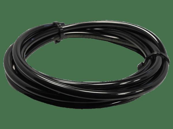 Druckschlauch Beregnungsanlage PU 10 bar schwarz 6/4 mm