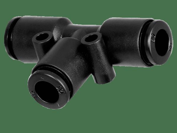 T-Verbinder Schnellsteckverbinder 8 mm