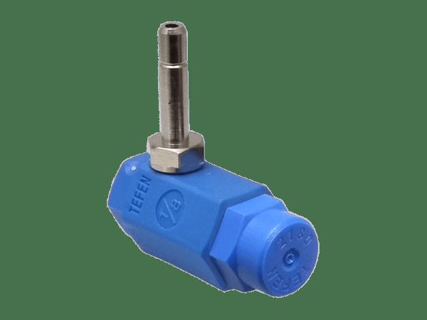 Blue-Line Ersatzdüse mit Filter 80° Sprühregen
