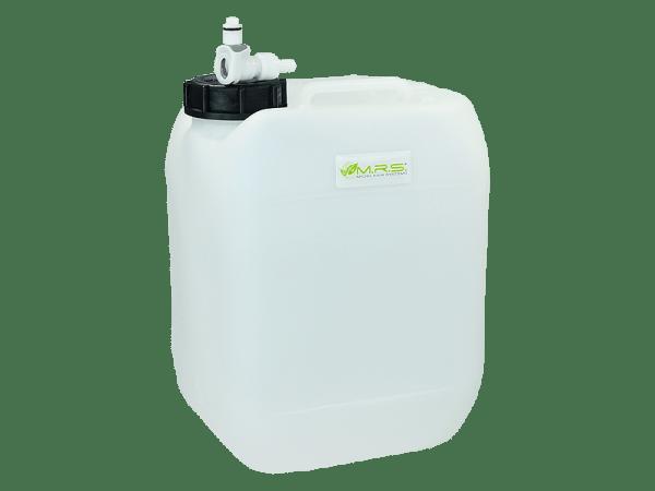 Wassertank 5 Liter mit Rapid Quick-S Anschluss u. Filtersystem