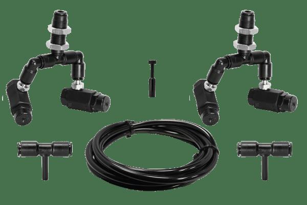 Sprühdüsen Erweiterungsset Black-Line - 2 Doppeldüsen