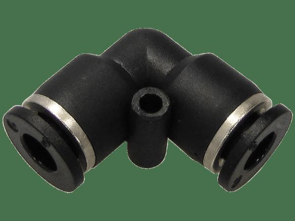 Winkel-Verbinder Stecknippel 10 mm