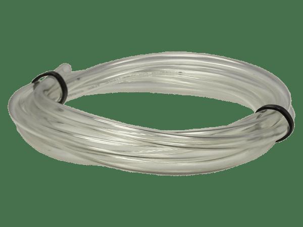 PVC Schlauch 20/16 mm transparent für Terrarium Abfluss