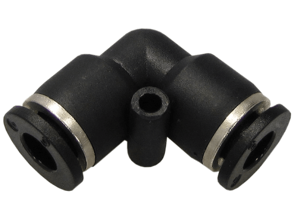 Winkel-Verbinder Stecknippel 6 mm