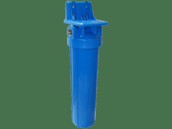 Filtergehäuse 20 Zoll - 1 Zoll Anschlussgewinde