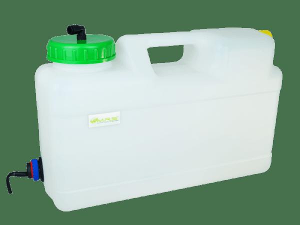 Wassertank 12 Liter Raumspartank mit interner Heizung