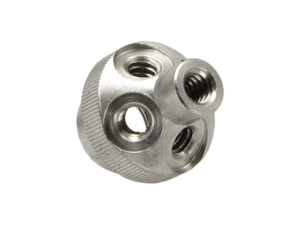 Düsenverteiler für 5 Micro oder Anti-Tropf - Düsenköpfe