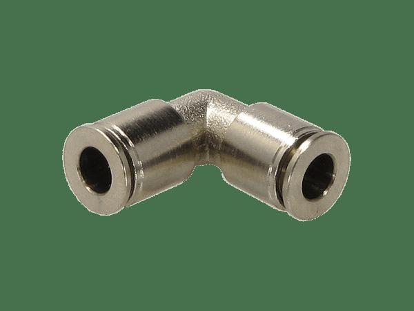 Winkel-Schlauchverbinder Metall 8 mm
